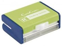 BASTELZUBEHÖR / CRAFT ACCESSORIES Bindemaschine für DIN A 4, geeignet für Scrapbooking Papiere