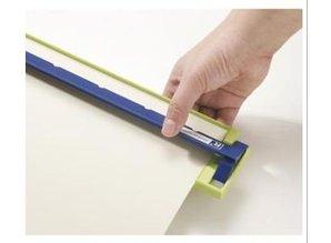BASTELZUBEHÖR / CRAFT ACCESSORIES Bindende Machine for A4, velegnet til scrapbooking papirer