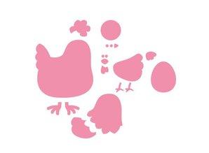 Marianne Design Marianne Design Creatables mor høne
