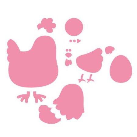 Marianne Design Marianne Design Creatables madre gallina