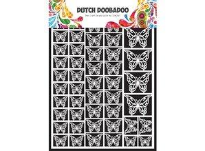 Dutch DooBaDoo DooBaDoo holandés, mariposas