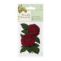 Gummi Stempel, Rose (Botanicals)