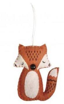Exlusiv Bastelpackung: Fox Felt