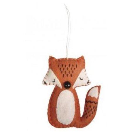 Exlusiv Bastelpackung: Fuchs aus Filz