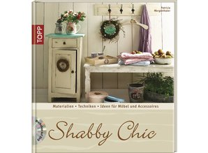 Bücher und CD / Magazines Bog: Shabby Chic