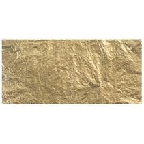 Deco-Metall, 14x14 cm, SB-Btl. 5 Blatt, gold