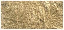 BASTELZUBEHÖR / CRAFT ACCESSORIES Deco metal, 14x14 cm, fane-taske. 5 ark, guld