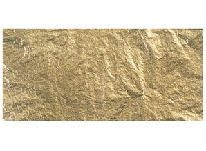 BASTELZUBEHÖR / CRAFT ACCESSORIES Deco metal, 14x14 cm, tab-bag. 5 sheets, gold