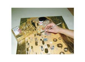 BASTELZUBEHÖR / CRAFT ACCESSORIES Deco metal protective paint, bottle 25 ml