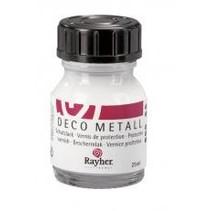 Pintura metálica de protección Deco, botella 25 ml
