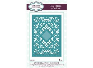 Creative Expressions Craft Dies - Background