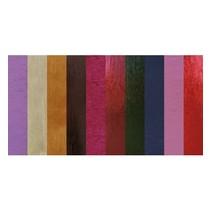 Patterned metallic box, 10 sheets, 230gr