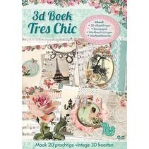 3D crafting boek - Tres Chic # 78