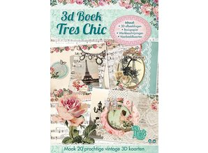 BILDER / PICTURES: Studio Light, Staf Wesenbeek, Willem Haenraets 3D book - Tres Chic # 78