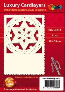 KARTEN und Zubehör / Cards Carta di lusso strato 1Posizionare con 3 carte, 10.5 x 14,85 centimetri