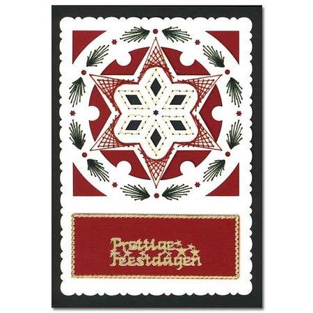 KARTEN und Zubehör / Cards Lujo tarjeta 1Ajuste capa con 3 tarjetas, 10.5 x 14.85 cm