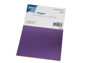 DESIGNER BLÖCKE  / DESIGNER PAPER Caja de espejo, 10 hojas