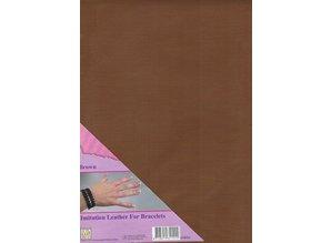 DESIGNER BLÖCKE  / DESIGNER PAPER Imitation leather for punching