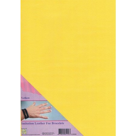 DESIGNER BLÖCKE  / DESIGNER PAPER Imiteret læder til stansning