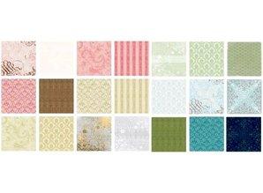 DCWV und Sugar Plum DCWV designer papir pad