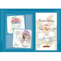 Buch mit Stickvorlagen
