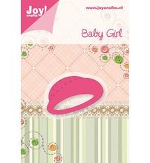 Joy!Crafts und JM Creation Joy Crafts, presning og Embossing stencil