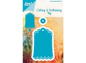 Joy!Crafts und JM Creation Joy Crafts, Stamping and Embossing Stencil