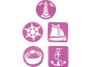 Joy!Crafts und JM Creation Joy Crafts, presning og Embossing stencil