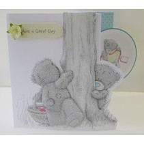 Me to You, Craft Kit for 15 x 15 cm 3D Step cards