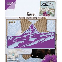 Joy Crafts, Stamping and Embossing Stencil