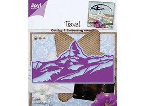 Joy!Crafts und JM Creation Joy Crafts, stempling og prægning Stencil