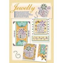 Craft Kit til at designe lyse flotte kort