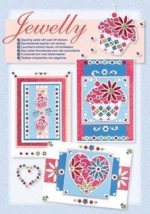 Sticker Craft Kit til at designe lyse flotte kort