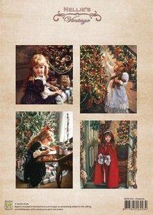 Nellie snellen Vintage Bilder - Presents