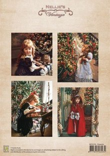 Nellie snellen Vintage Images - Presents