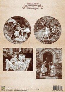 Nellie snellen Vintage billeder