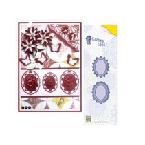 Embossing and cutting mat