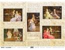 DECOUPAGE AND ACCESSOIRES Carta di riso 35 x 50 centimetri - Entertainments di Canova
