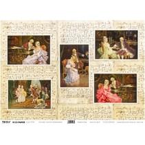 Rice Paper 35 x 50cm - Canova´s Entertainments