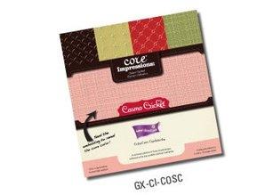 DESIGNER BLÖCKE  / DESIGNER PAPER Premium Color Core karton