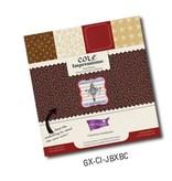 Designer Papier Scrapbooking: 30,5 x 30,5 cm Papier Color premium Core cartulina