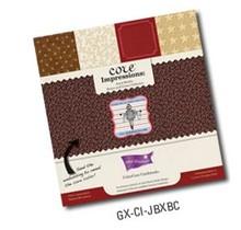 Designer Papier Scrapbooking: 30,5 x 30,5 cm Papier Designer blok Premium Color Core karton