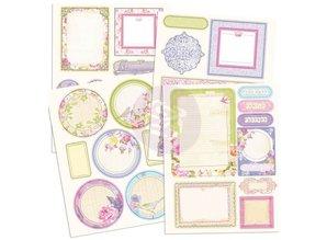 Prima Marketing und Petaloo Chipboard stickers, Prima Marketing. - Copy