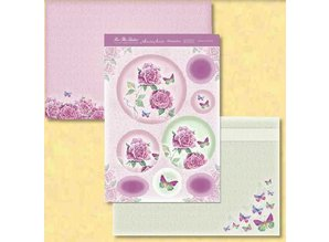 Exlusiv HunkyDory Luksus Card kit til kort design - Copy