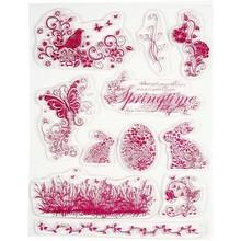 Viva Dekor und My paperworld sellos transparentes