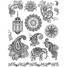 Viva Dekor und My paperworld Clear stamps