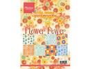 Marianne Design Papers Piuttosto - A5 - Flower Power