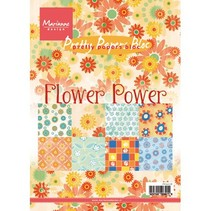 Smukke Papers - A5 - Flower Power