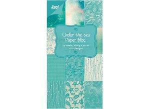 Joy!Crafts und JM Creation Designerblock, under the Sea