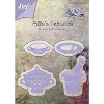 Joy Crafts, Stanz- und Prägeschablone